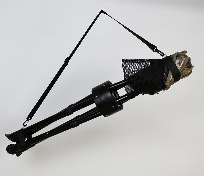 Stronger four feet chair 360° swivels adjustable legs OT003