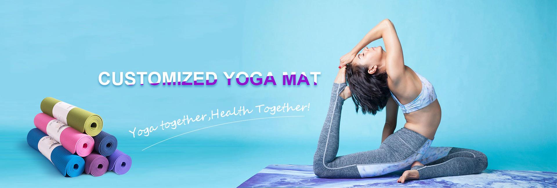 Customized Yoga mat