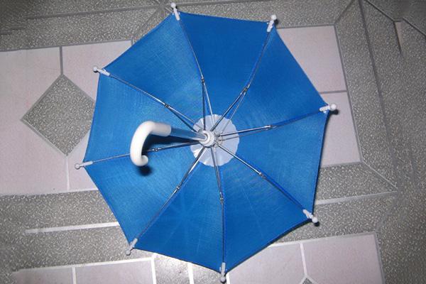 Toy Baby Doll umbrella