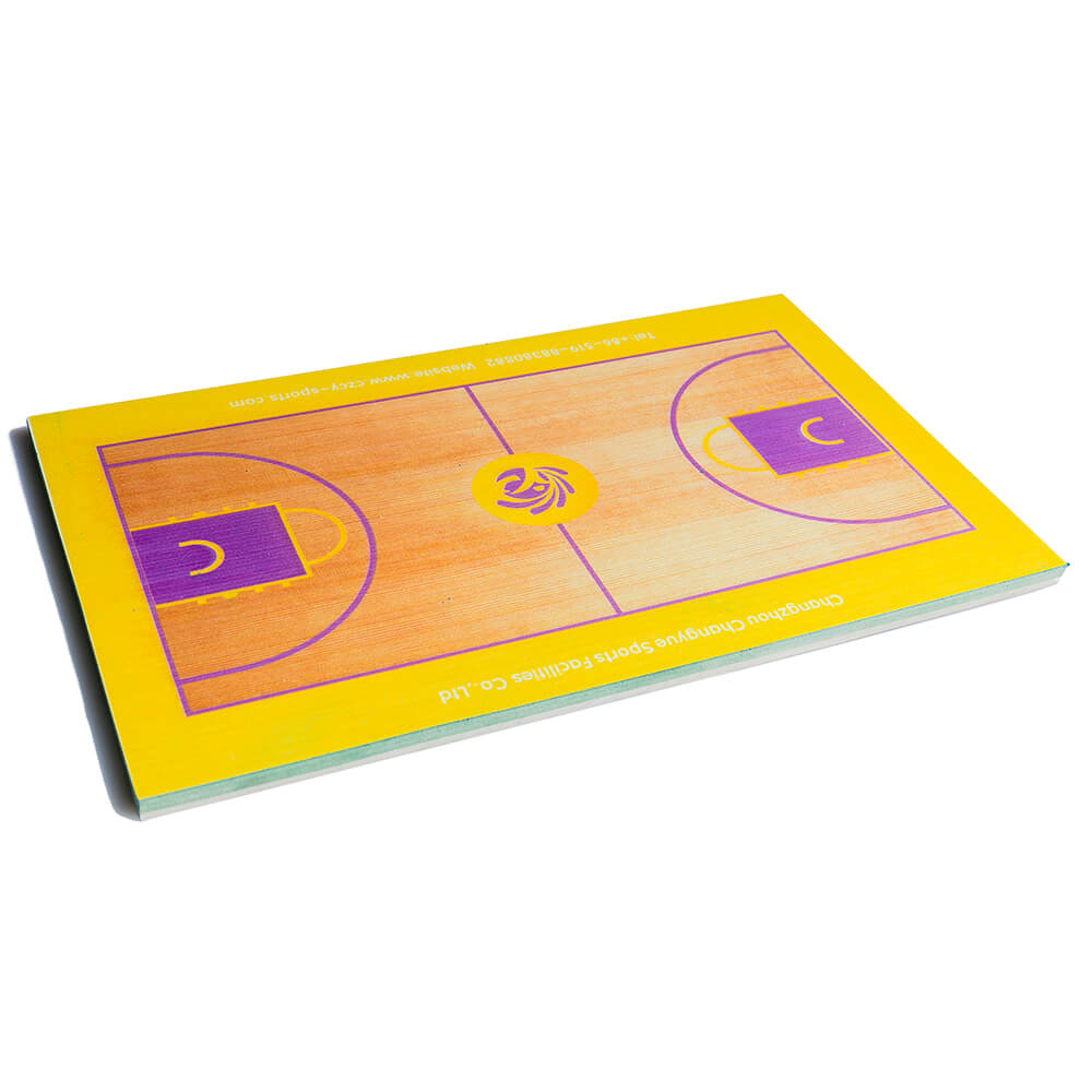 Multi-Function Sports Surfaces Basketball Court