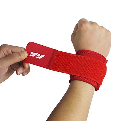 Gym wrist belt