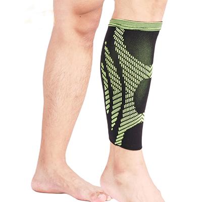 Nylon calf sleeve