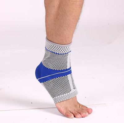 Silicone nylon ankle support Featured Image