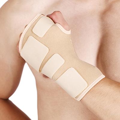 Medical thumb wrist support