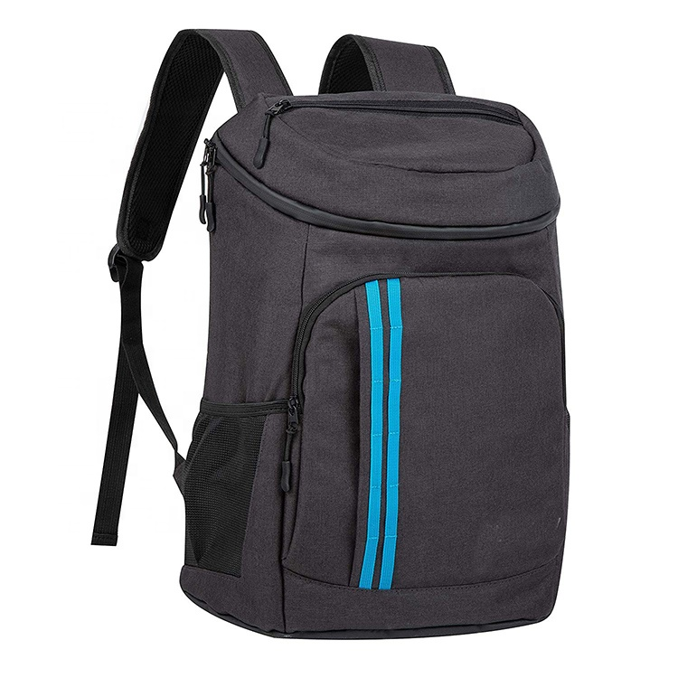 Wholesale 30 Cans Lightweight Insulated Backpack Cooler Leak Proof Soft Cooler Bag Featured Image