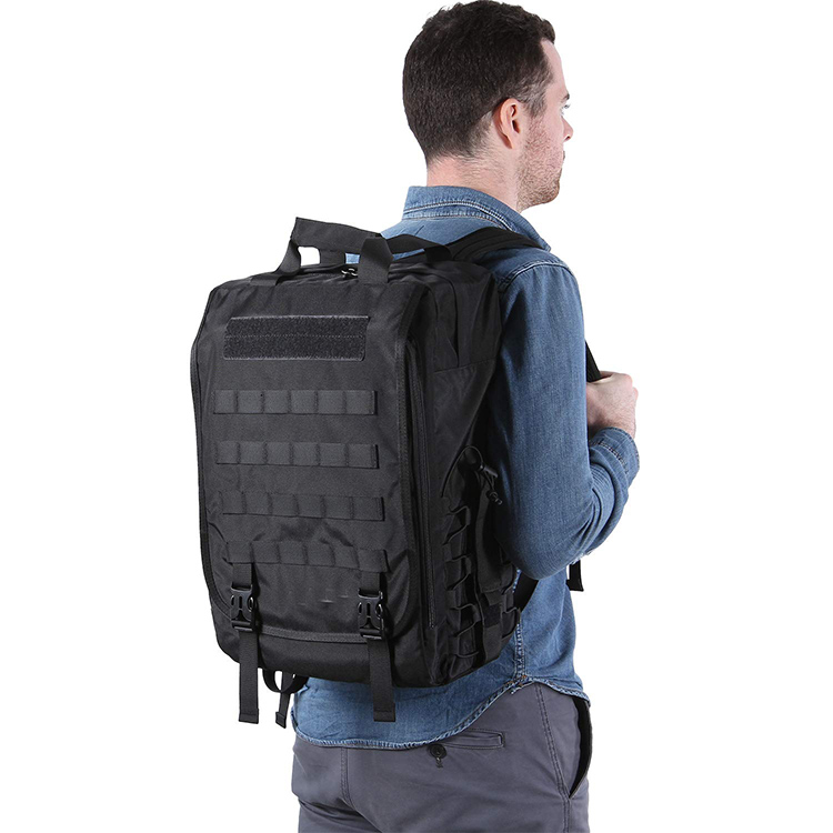 Tactical Laptop Bag 3 Day Assault Pack High Quality Army Backpack for Outdoor Hunting Trekking Hiking Camping