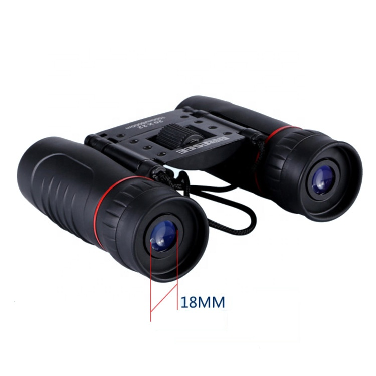 Wholesale 20×22 Optical Instruments Compact Telescope Binoculars For Adult And Kid