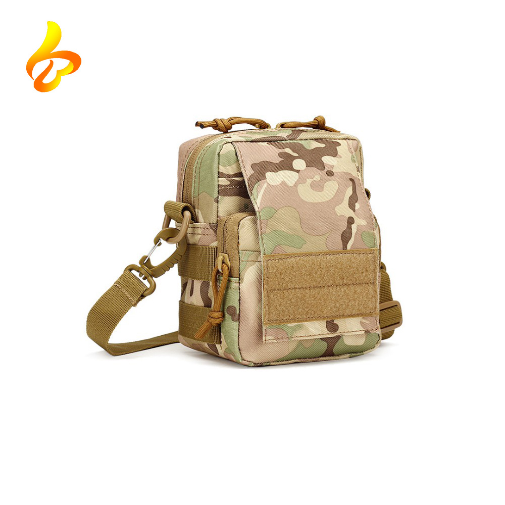 China Supplier Multi-Purpose Gear Tactical Admin Pouch Organizer Molle Military Bag