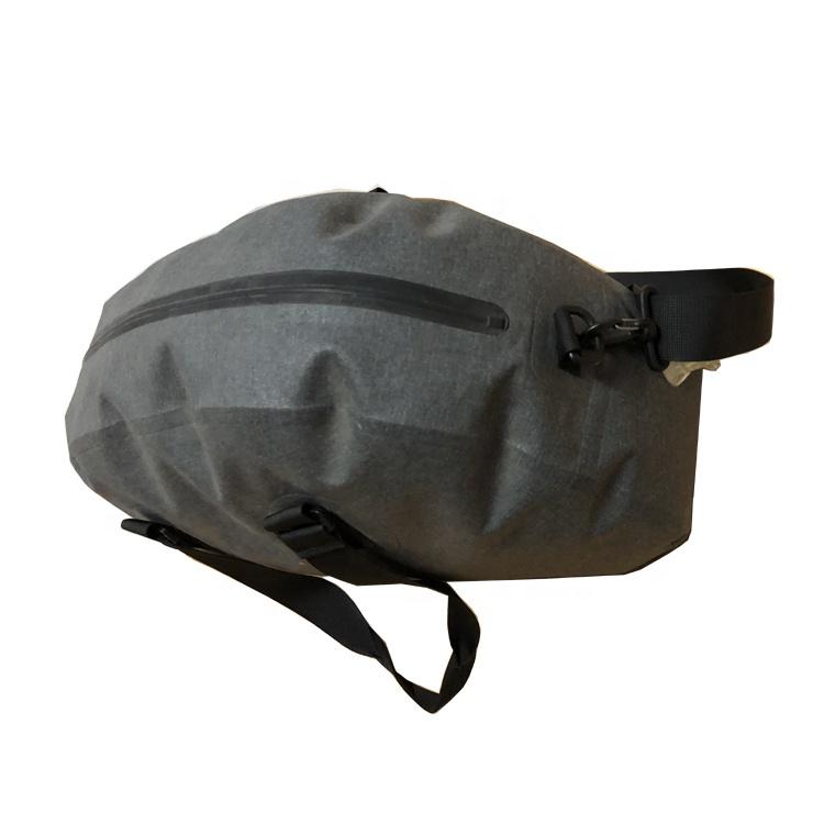 30L 40L 60L Watertight Zipper Closed Beach Tarpaulin TPU Welded Seams Waterproof Dry Duffel Bag