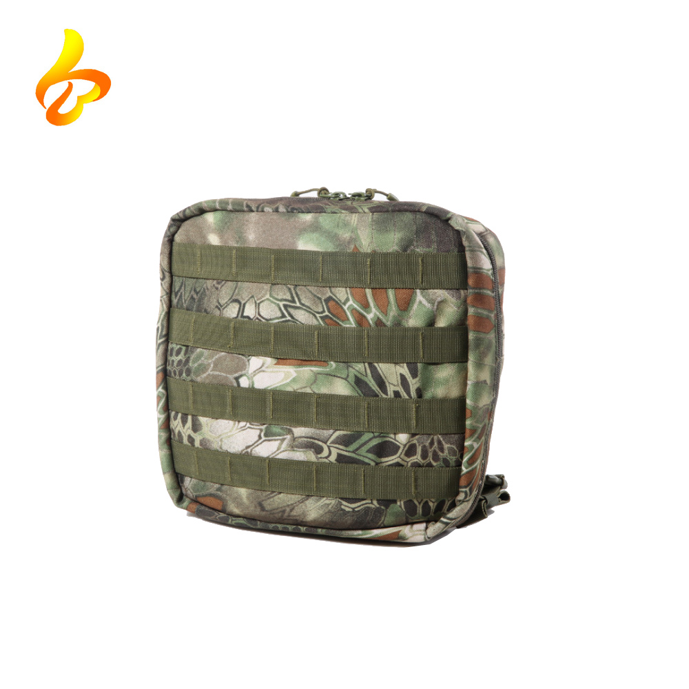 Alibaba Supplier Multi-purpose Camouflage Utility Molle Pouch, Molle Military Pouches, Tactical Molle Pouch