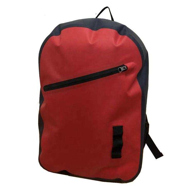 Dry Bag Amazon 20L Tarpaulin Outdoor Products Backpack Waterproof Zip Dry Bag For Kayaking
