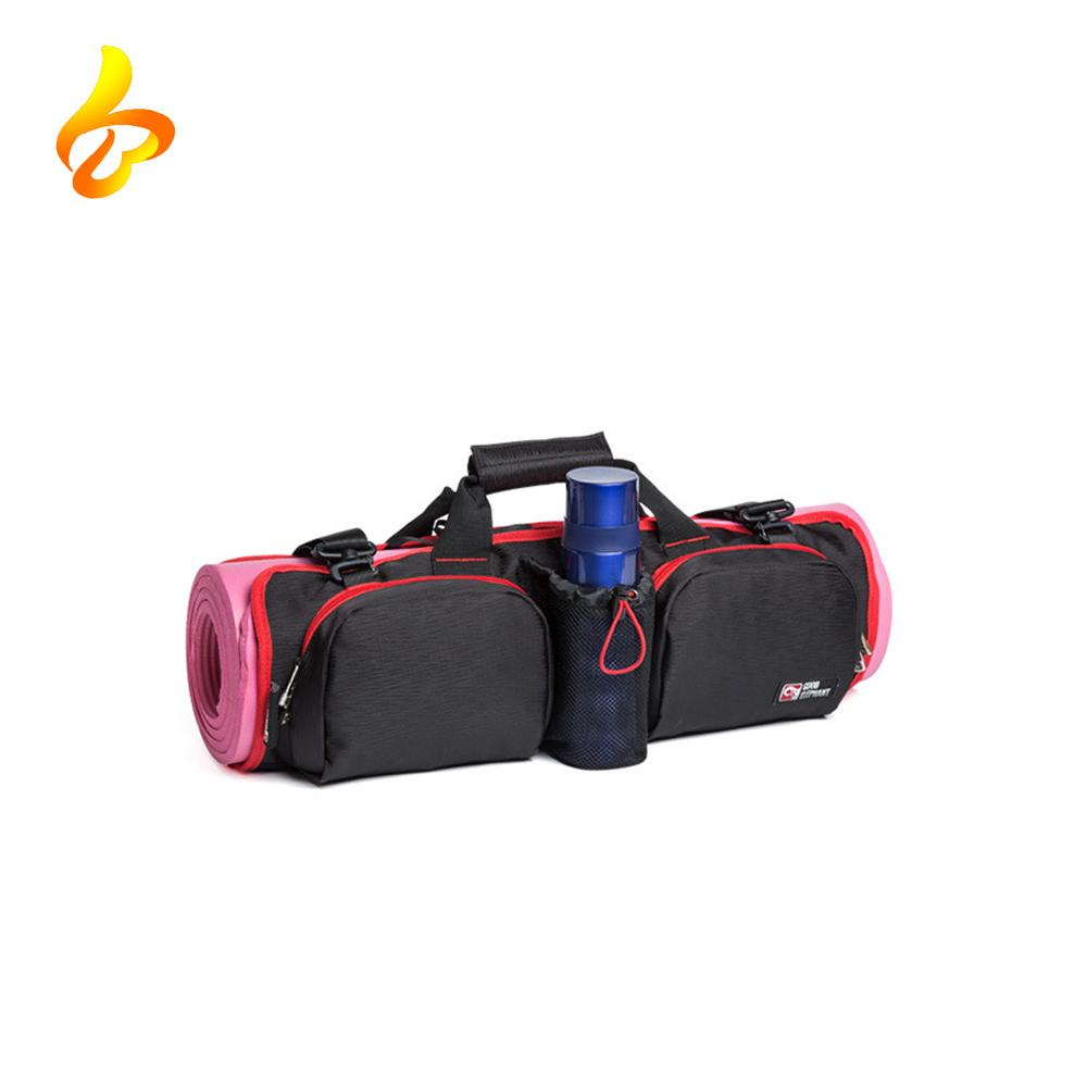 Waterproof Sport Folding Women Fitness Cloth Gym Bag Easy Carrying Garment Yoga Tote Bag