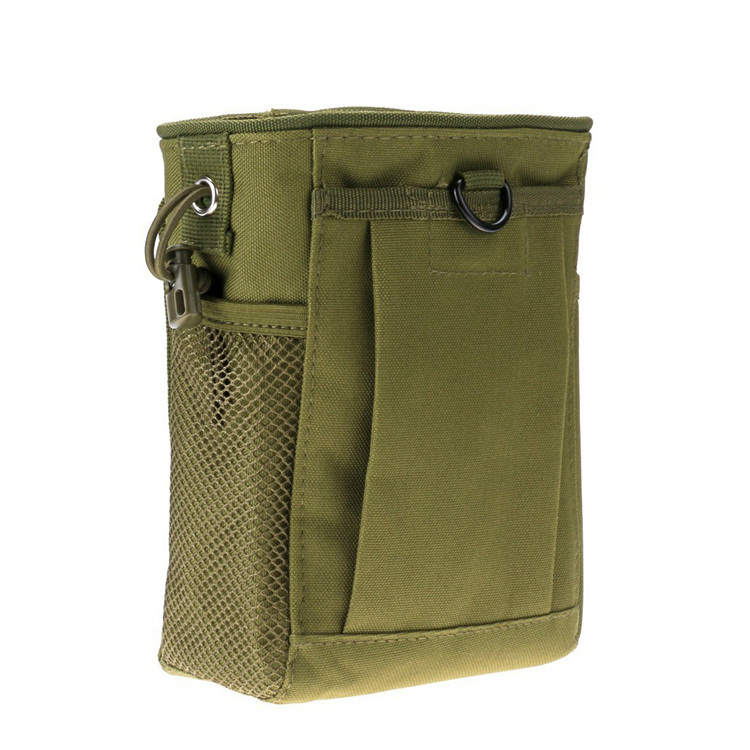 Outdoor Military Waterproof Pouch Bag Tactical Pouch Bag Small Camouflage Spout Pouch Bag Featured Image