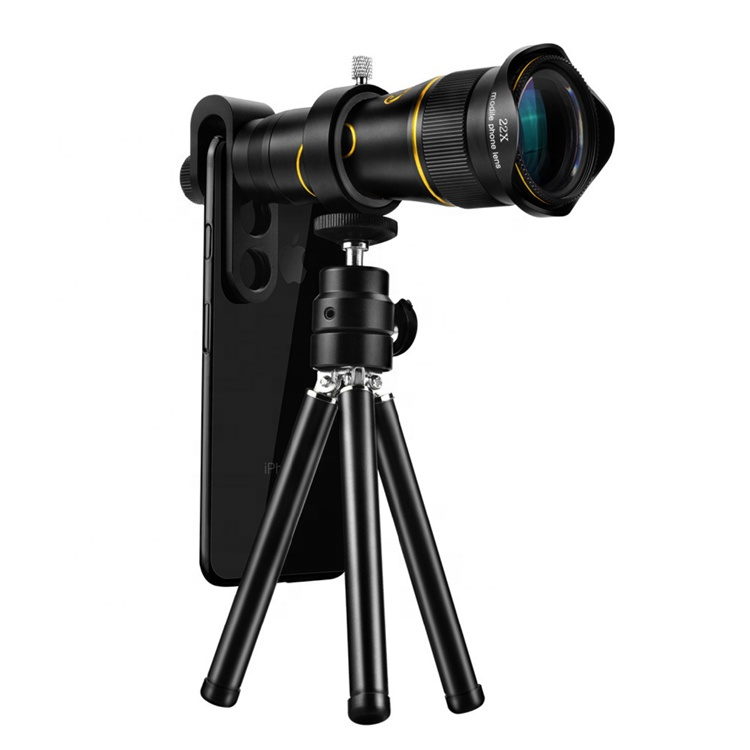 Newly Zoom Optical Mobile Camera Lens 22x Phone Camera Telephoto Lens Featured Image