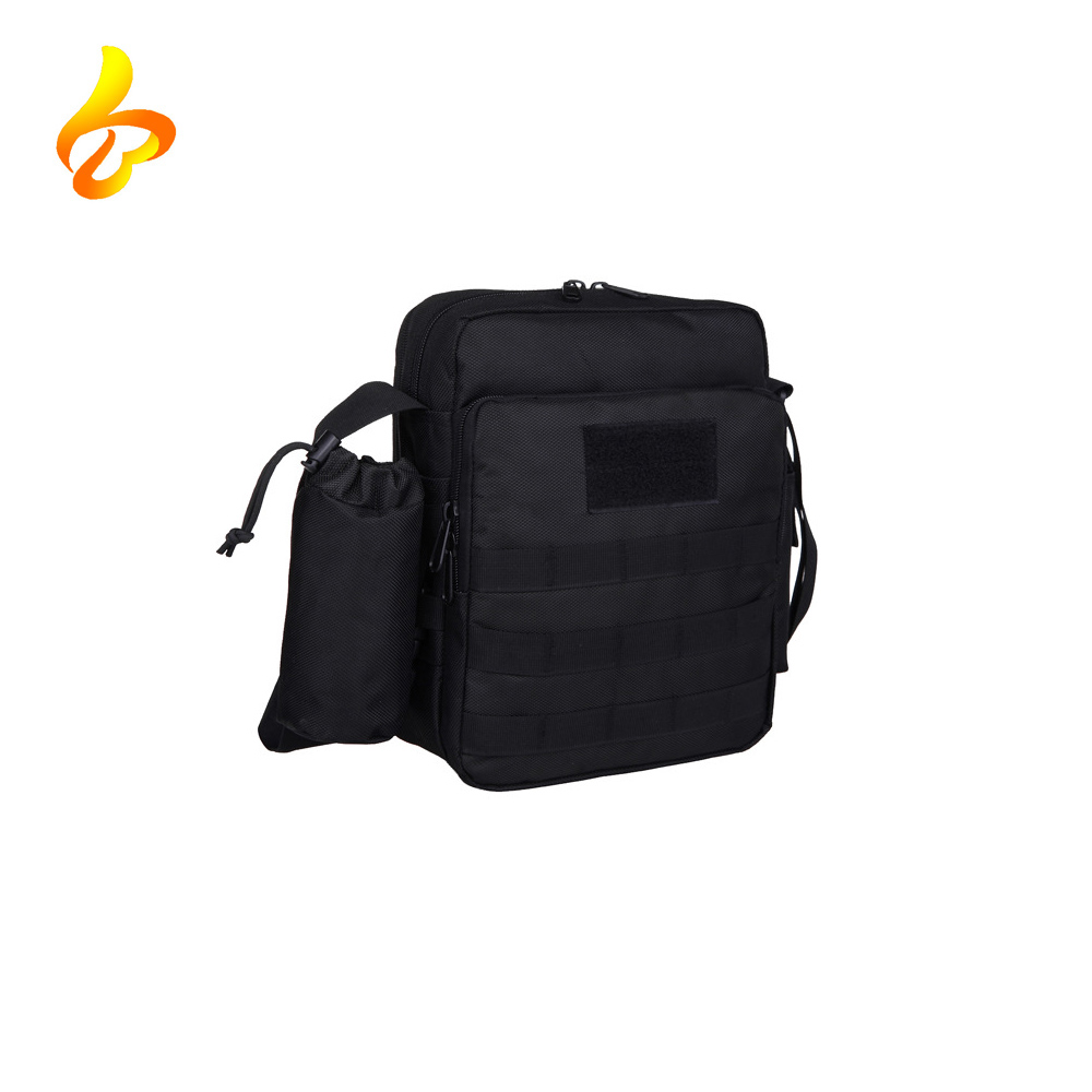 China Supplier 800D PVC Gear Water Resistance Tactical Assault Pack Shoulder bag for Camping Hunting Trekking Travel