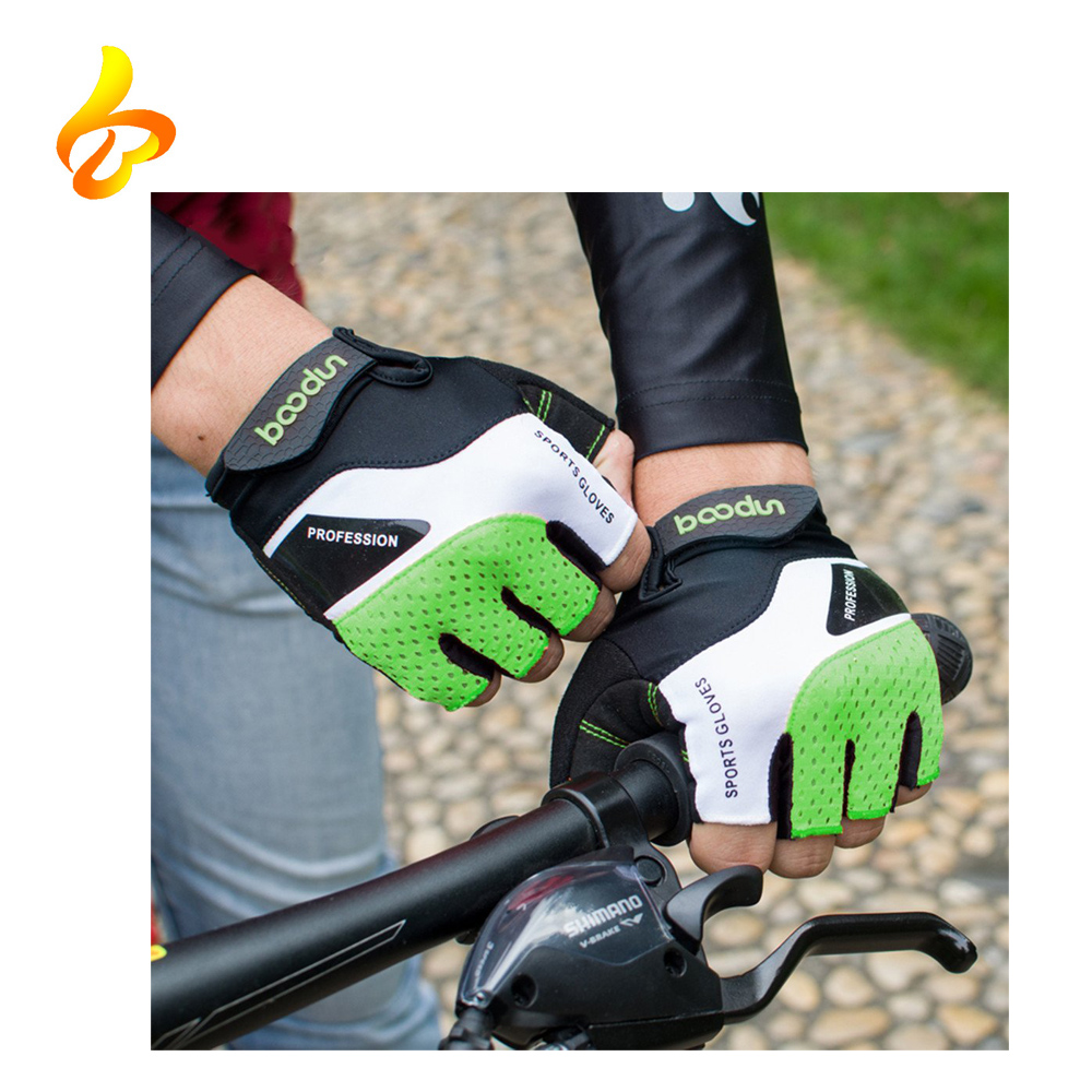 Cycling Gloves for Men Women Half Finger Bicycle Gloves Breathable Anti-slip Gloves