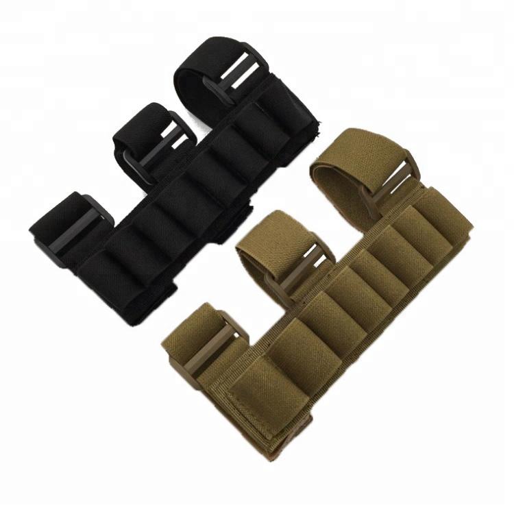 Tactical Rifle Shot Gun Bag Nylon Magazine Butt stock Pouch Bullet Holder Gun Bag Featured Image