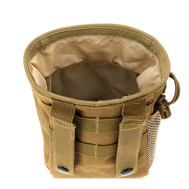 Outdoor Military Waterproof Pouch Bag Tactical Pouch Bag Small Camouflage Spout Pouch Bag