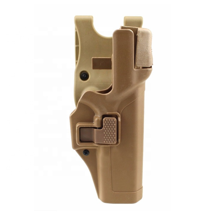 Right Handed Tactical Pistol Gun Holster with Adjustable Cant For Glock 17 22 23 31