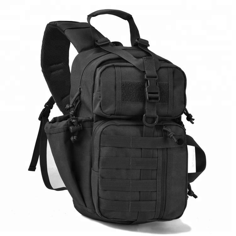 Molle Assault Range Bag Tactical Sling Bag Pack Military Rover Shoulder Sling Military Tactical Bag Featured Image