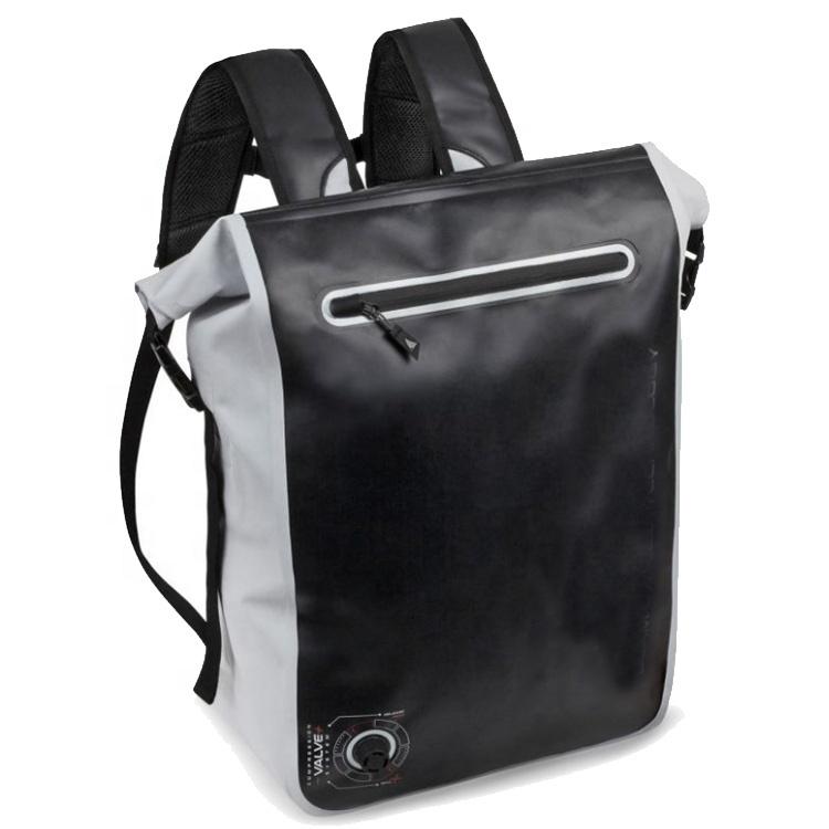 Tarpaulin Classic Best Dry Bag Backpack 30L Outdoor Waterproof Gear Bag, Watertight Bag Featured Image