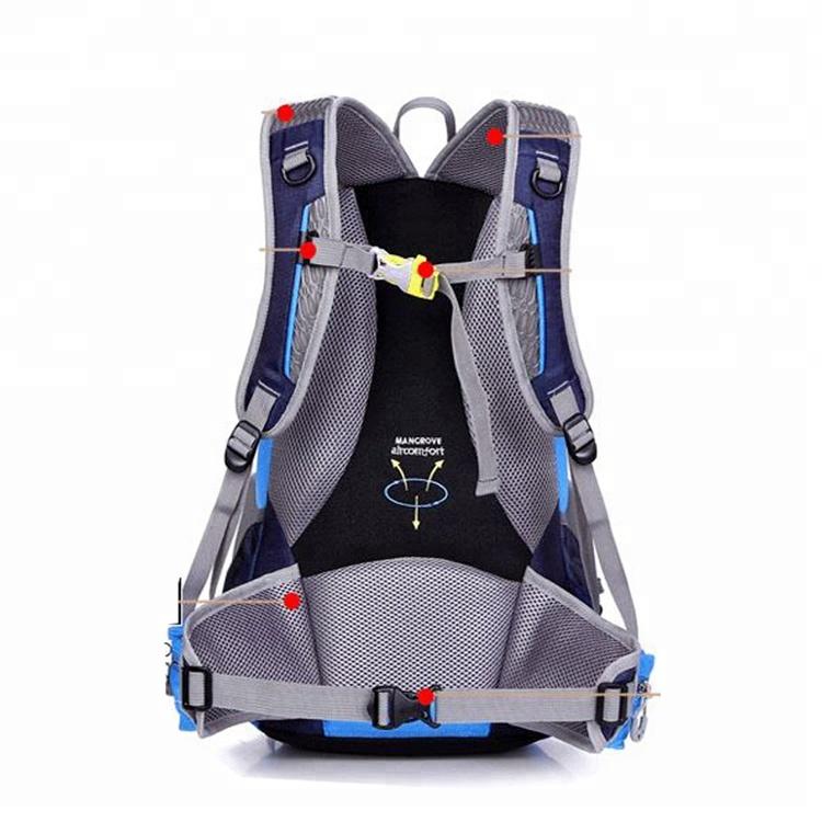 China Manufacturer Travelling Backpack Waterproof Hiking Backpack Outdoor, Hiking Backpack 50l