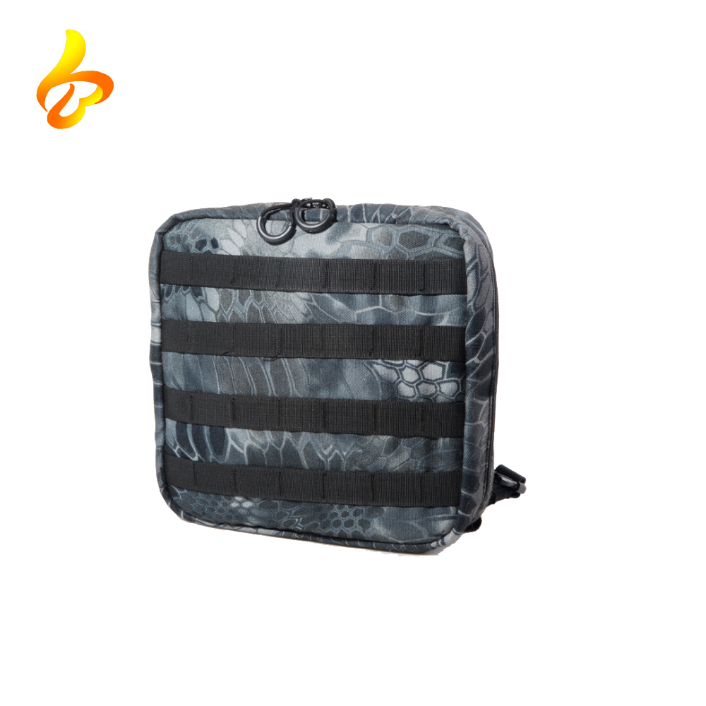 Alibaba Supplier Multi-purpose Camouflage Utility Molle Pouch, Molle Military Pouches, Tactical Molle Pouch Featured Image