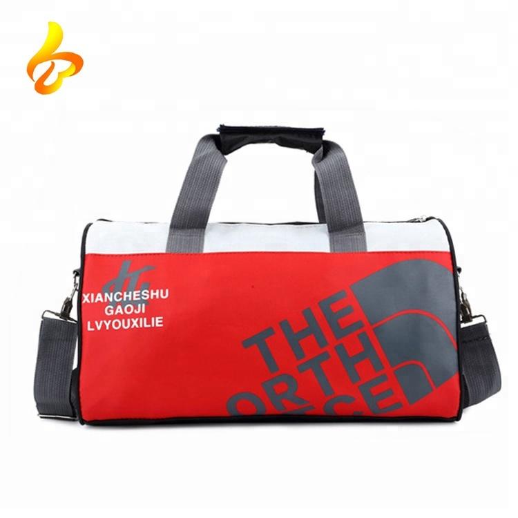 China Manufacturer Travelling Durable Gym Bag Sports, gym duffle bag, custom duffel bag