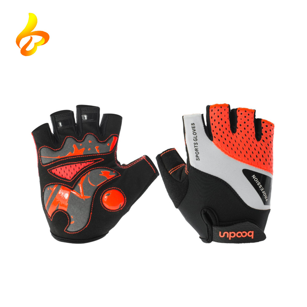 Cycling Gloves for Men Women Half Finger Bicycle Gloves Breathable Anti-slip Gloves Featured Image