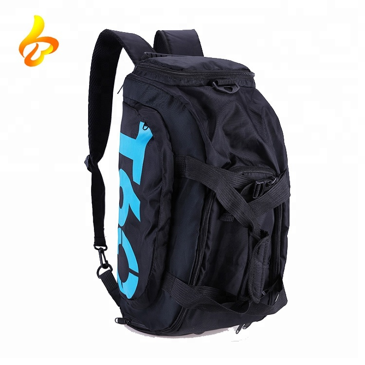 Large Capacity 600D Cheap Travelling Weekend Young Sport Backpack Travel Luggage Bags