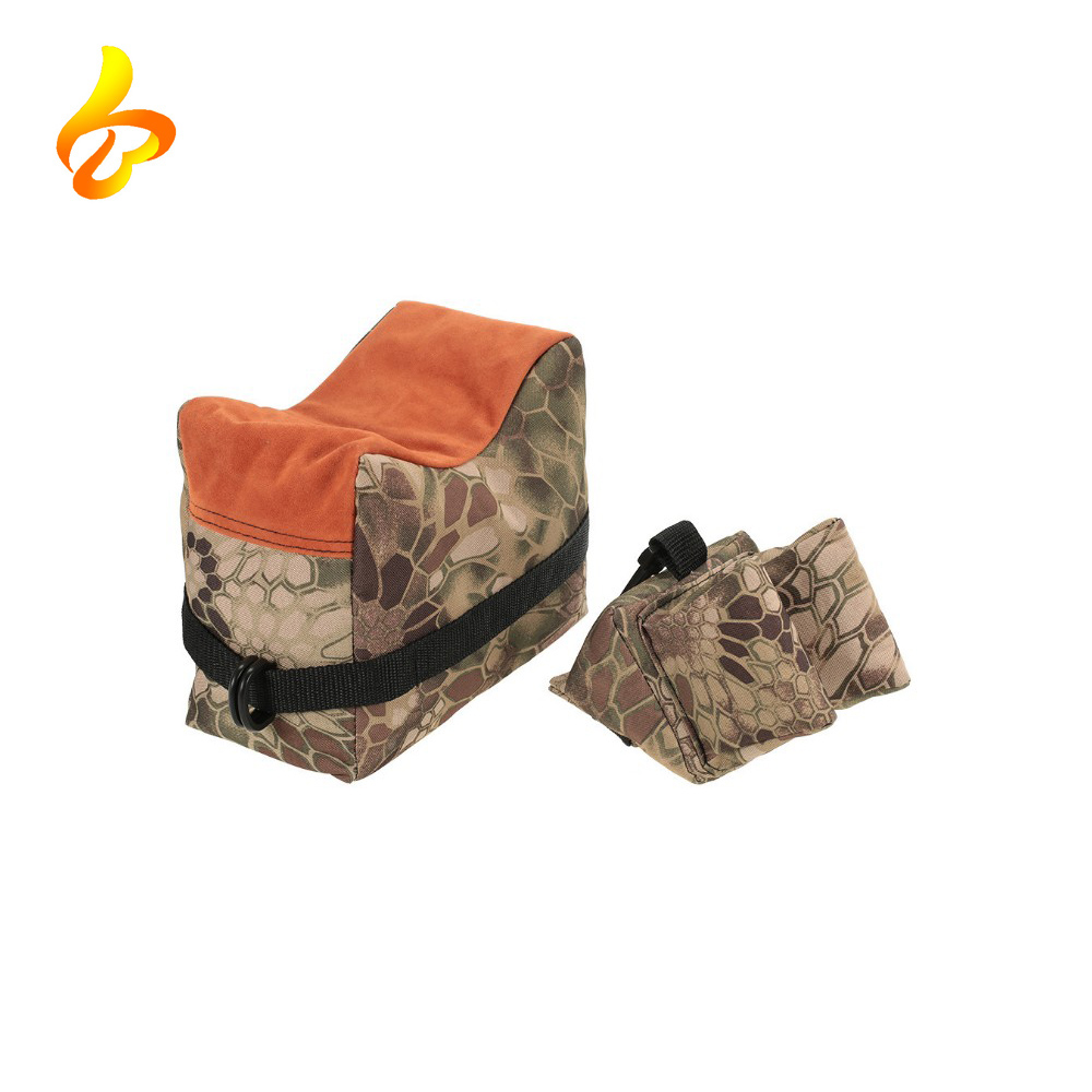 Outdoor Military Sand Bag Target Sports Rifle Bench Tactical Gun Rest Bag For Camera Shooting