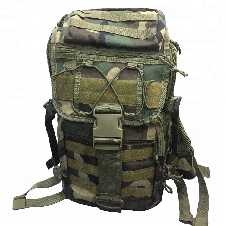 Outdoor Gear Rucksack Camouflage Medium Size Durable Waterproof Wholesale Army Tactical Molle Backpack Featured Image