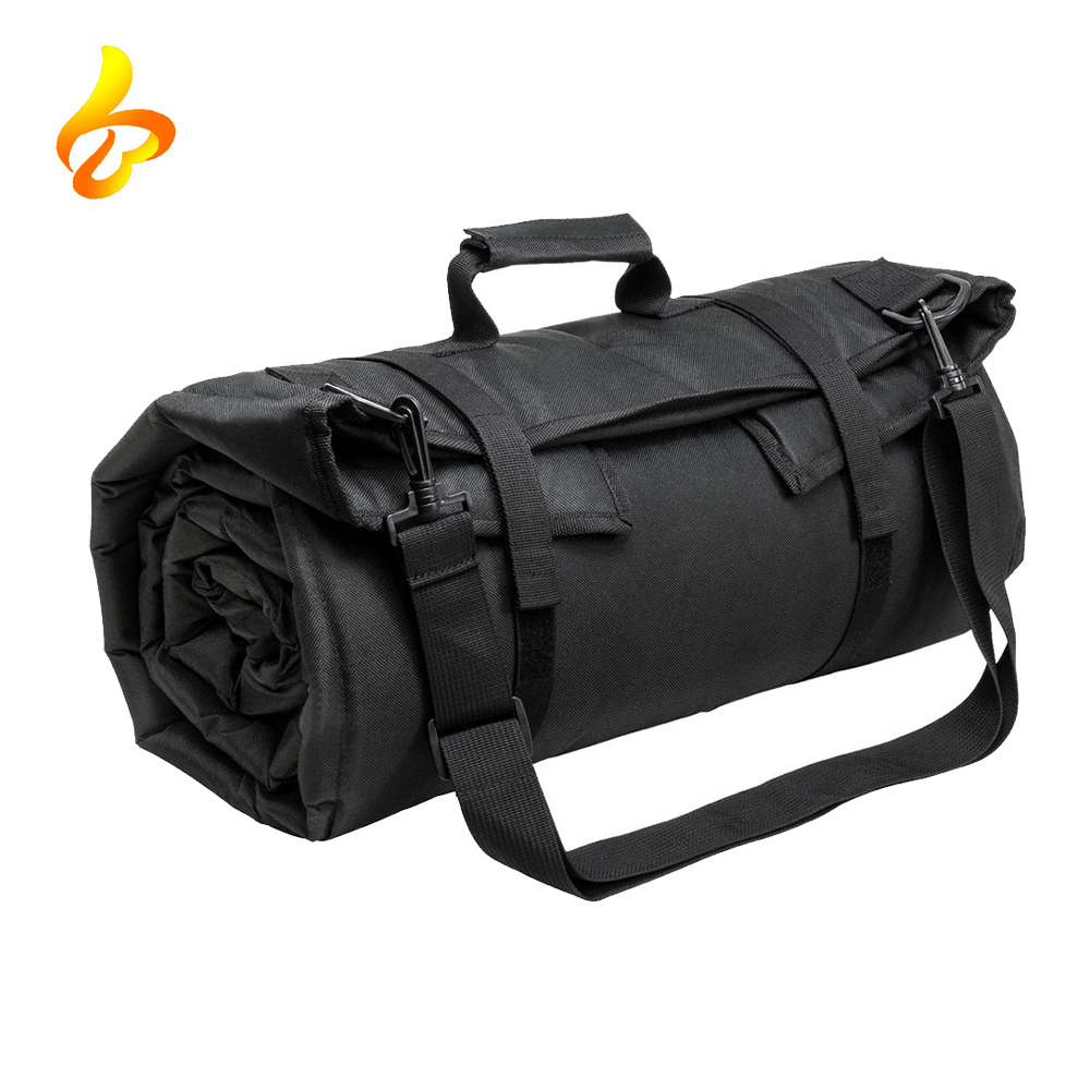 Wholesale 1000D Elbow and Knee Slip Resistant Panels Gun Roll Up Shooting Mat