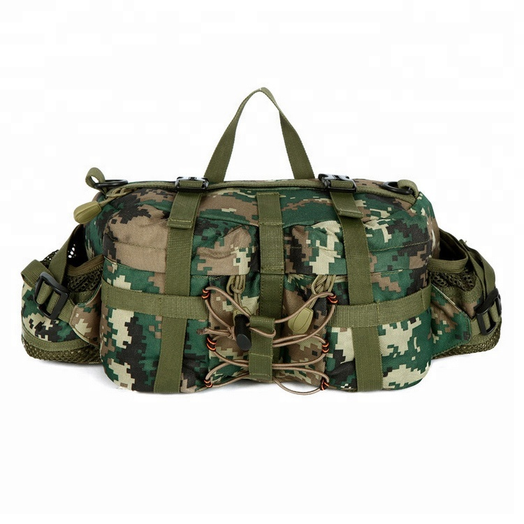 Military Utility Pouch Sling Pack Tactical MOLLE Multifunctional Shoulder Custom Messenger Bag