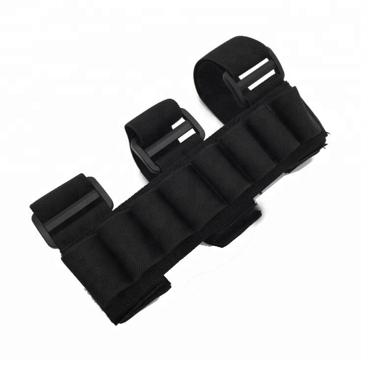 Tactical Rifle Shot Gun Bag Nylon Magazine Butt stock Pouch Bullet Holder Gun Bag