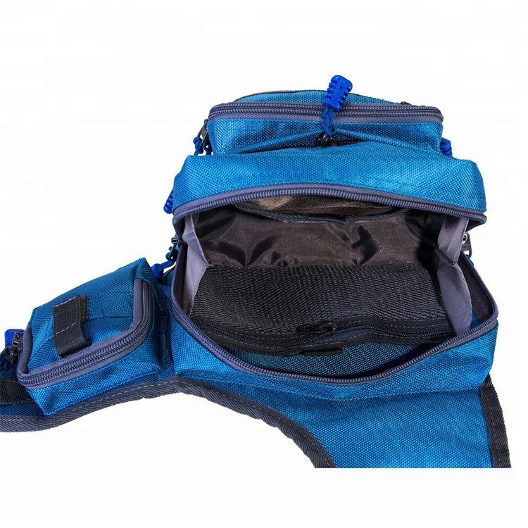 Hot Sell Top Quality Waterproof Small Camouflage Fishing Tackle Bag, fishing utility bag