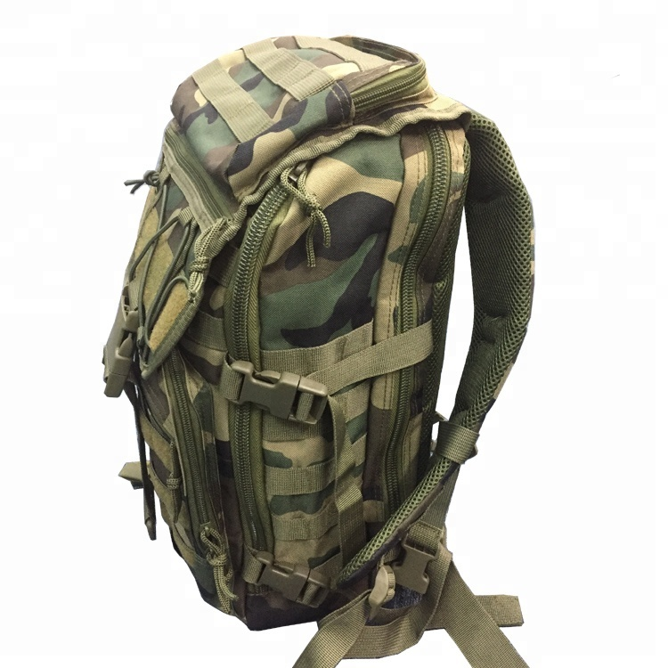 Outdoor Gear Rucksack Camouflage Medium Size Durable Waterproof Wholesale Army Tactical Molle Backpack