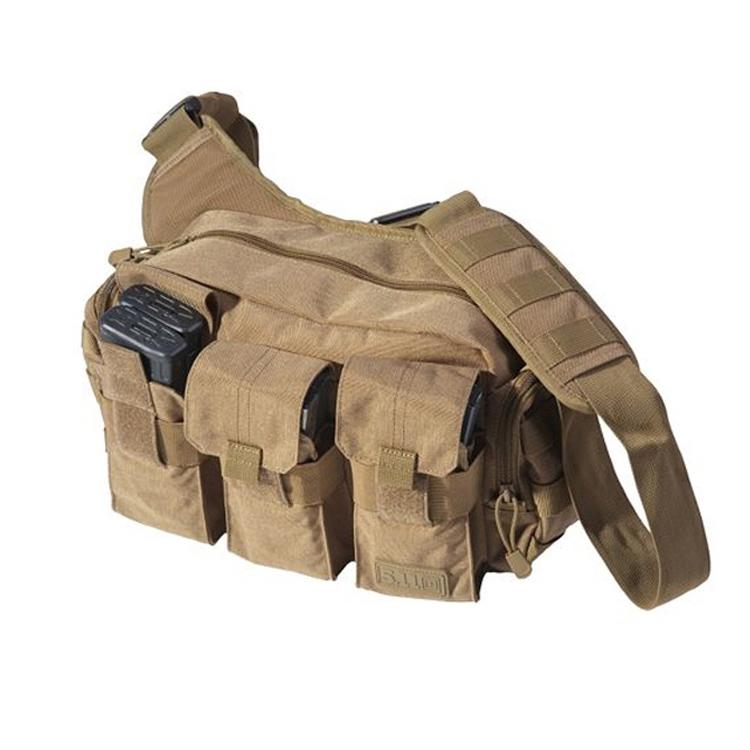 Wholesale 1000D Nylon Sponge Foam Inside Shooting Molle System Short Gun Cordura Tactical Gun Bag