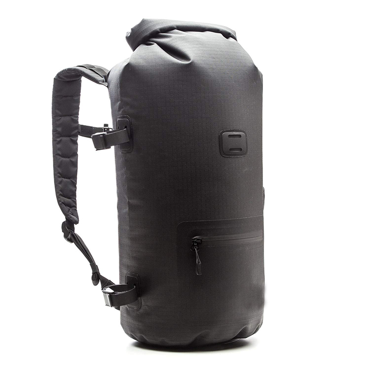 Roll Top Compression Dry Sack 20L 30L Customize Logo Lightweight Nylon TPU Business Dry Bag Rucksack Featured Image
