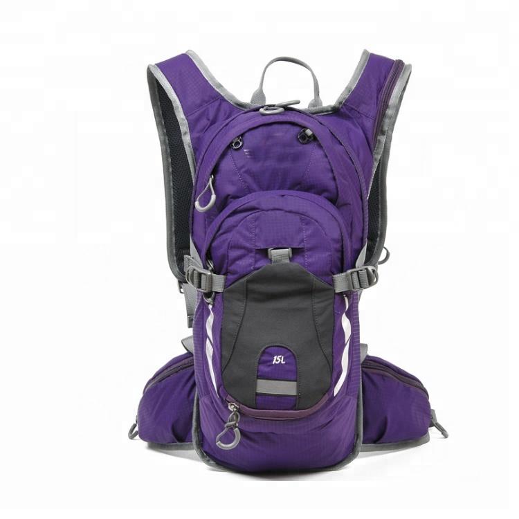 Hot Sale BPA Free TPU Water Bladder Sport Cycling Backpack, Running Hydration Backpack, Trekking Backpack