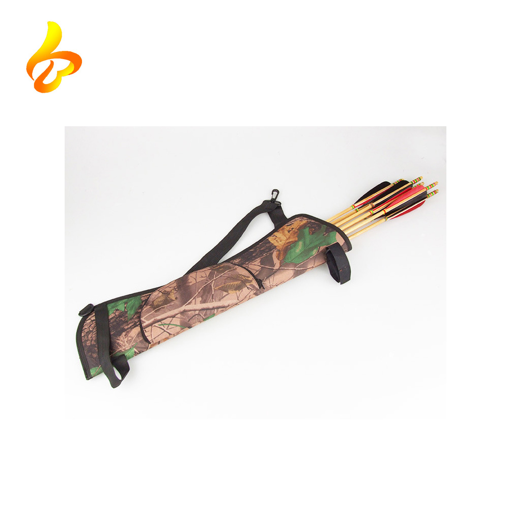 Light Weight Quiver High Quality Training Archery Arrow Quiver Holder Bow Bags for Hunting Shooting