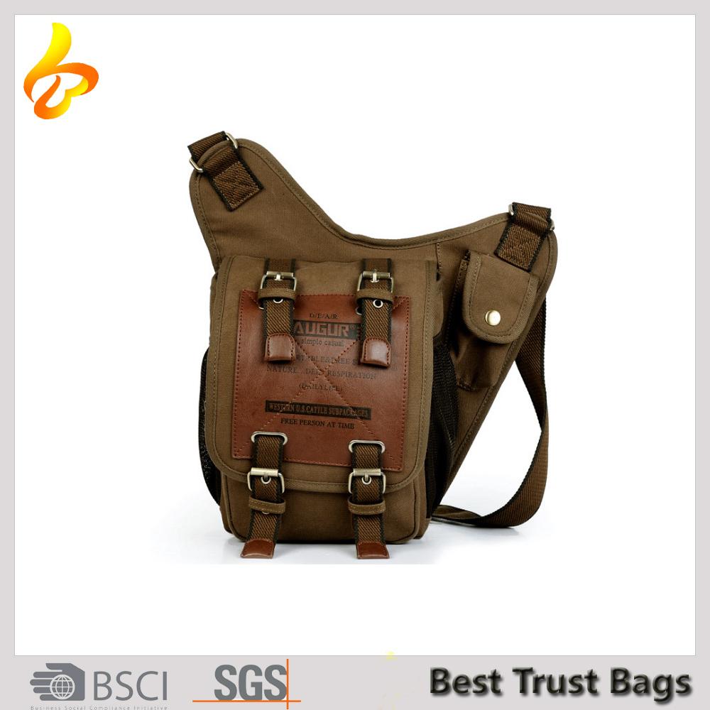 Men Multi-purpose Leg Bag Military Drop Bag Outdoor Waist Bag