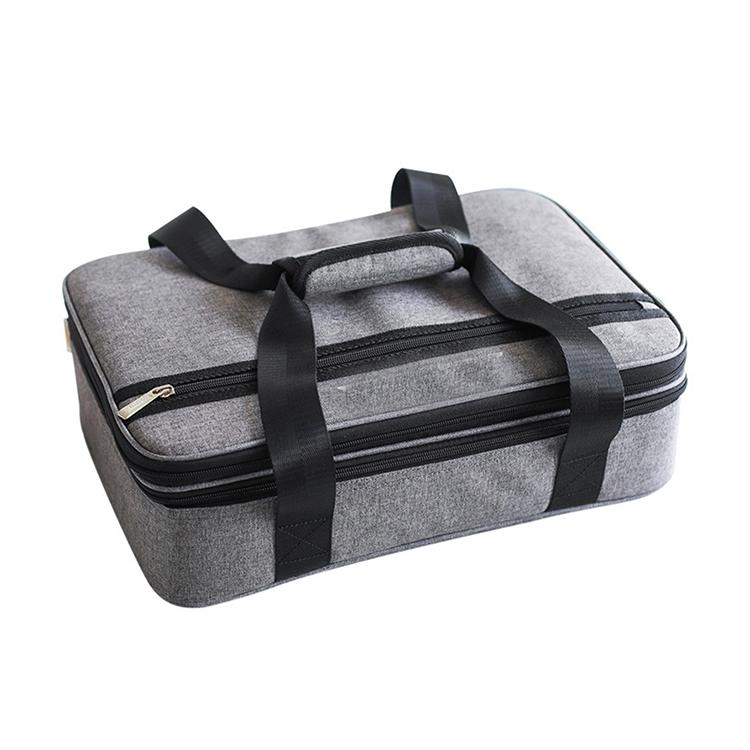 Wholesale Amazon Hot Sale BBQ Cooler Bag Portable Travel Lunch Cooler Bag Featured Image