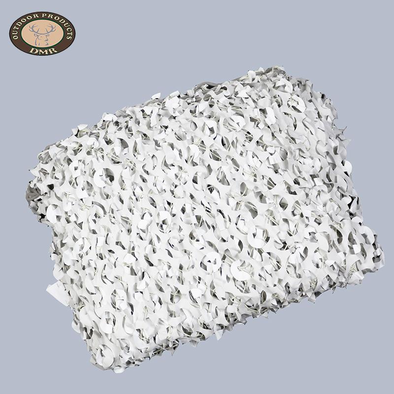 White snow camouflage net CN024