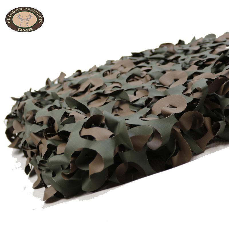 Pure color green waterproof camouflage net CN008