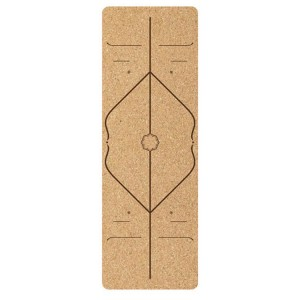 Cork Yoga Mat Eco Friendly yoga mat made from 100% natural materials