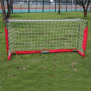 Portable Folding Traning Soccer Goal out Door