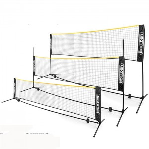 Portable Badminton Training Net