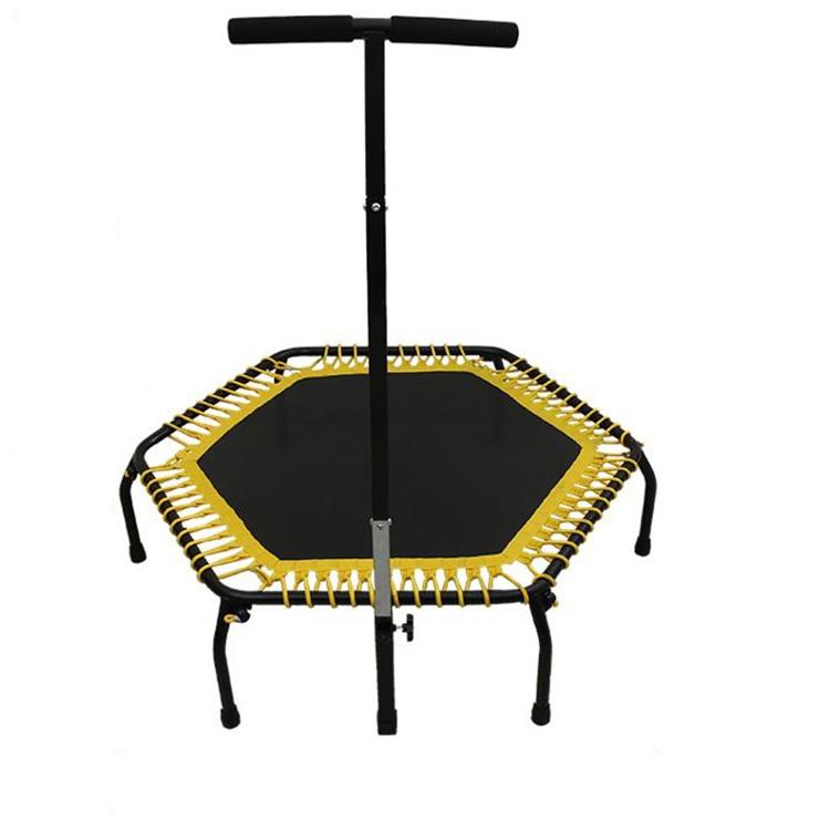 Hexagonal Trampoline Featured Image