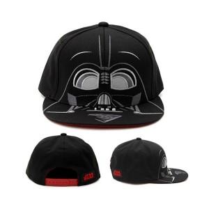 Snapback Flat Billed Hat